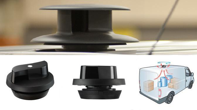 Ventilador autonomo vehículos