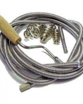 El desatascador profesional para tuberías y cañerías
