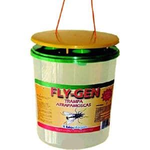 Portacebos y trampas de insectos