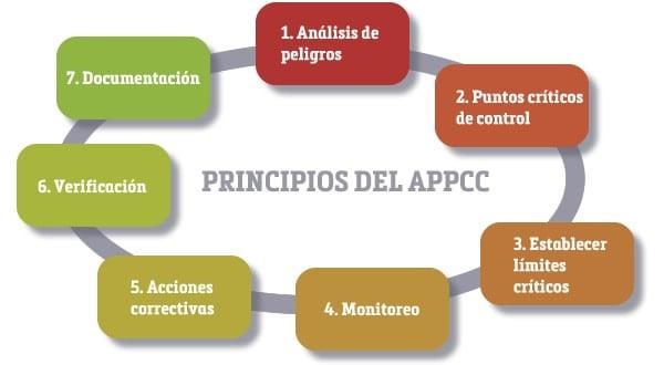 Principios APPCC – FLORESALUD