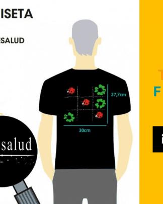 Camiseta Floresalud