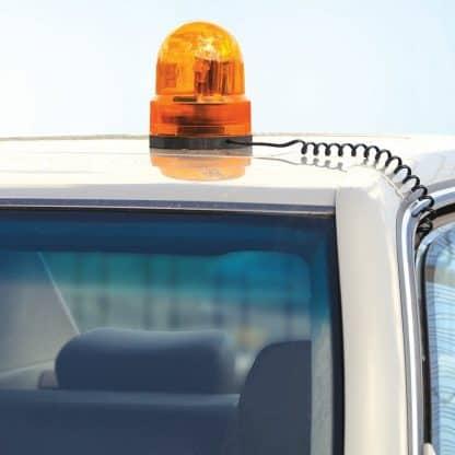 Luz giratoria vehículos